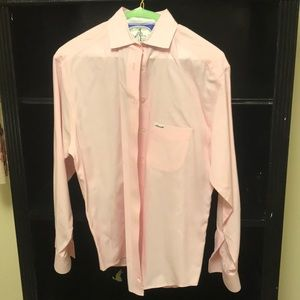 Faconnable light pink blouse